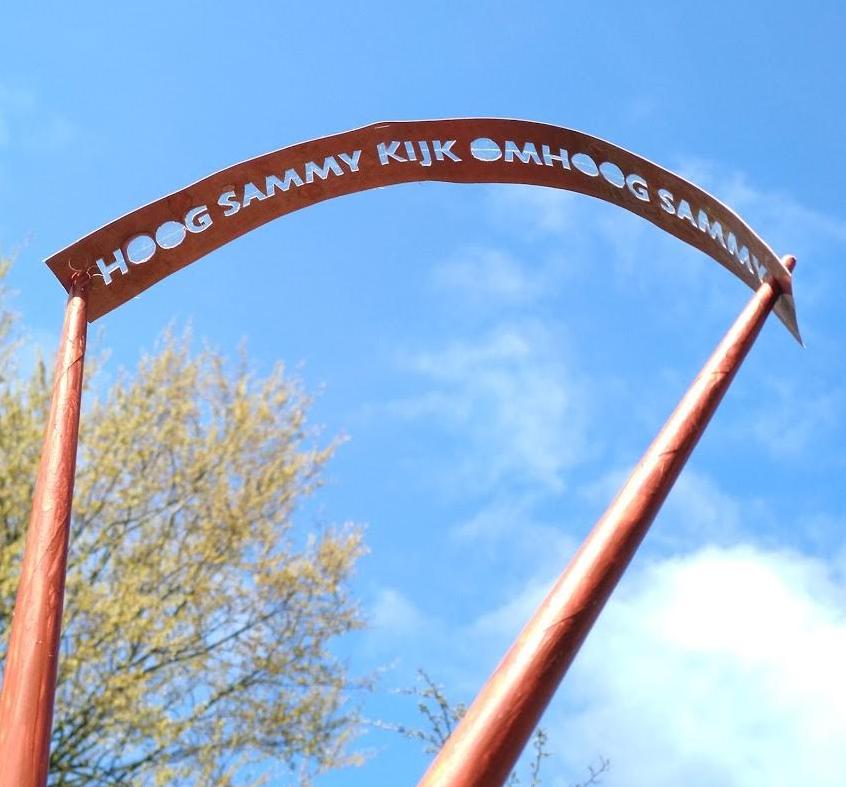 Shaffy monument