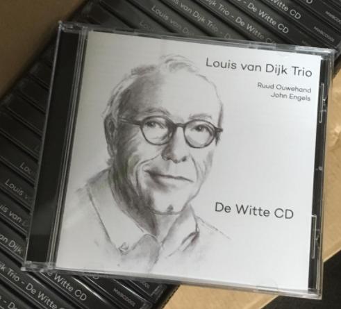 de witte cd