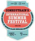 Comedytrain International Summer Festival