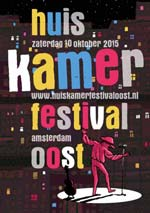 Huiskamerfestival Oost 2015