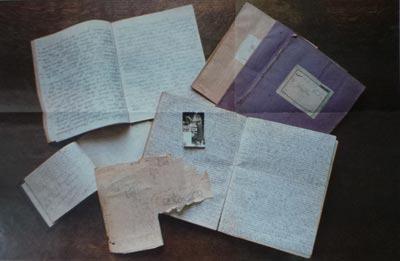Wim Kan voorbeeld dagboeken
