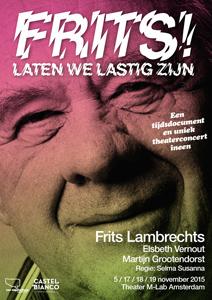 Frits Lambrechts - Laten we lastig zijn