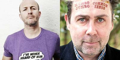 Brendon Burns, Sean Hughes