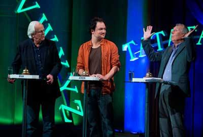 Tatatataal! met Bram van der Vlugt, Jeroen Woe en Jan Fillekers