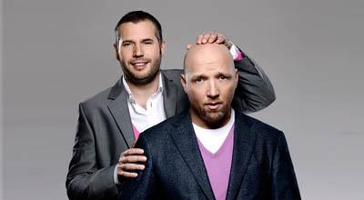 Tijl Beckand, Ruben van der Meer, De Grote Improvisatieshow