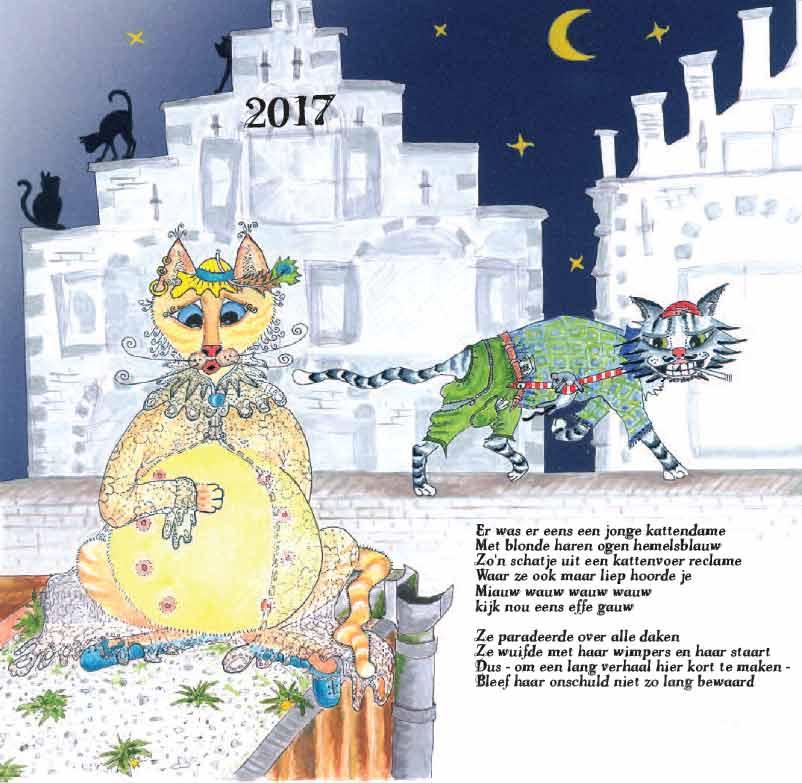 wiersma-kattenkalender