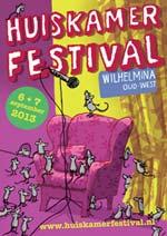 Wilhelmina Huiskamerfestival 2013