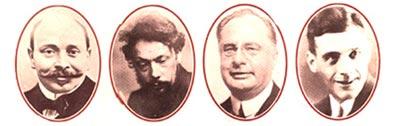 Wim Ibo - Namen die je nooit vergeet (Eduard Jacobs, J.H. Speenhoff, Jean-Louis Pisuisse, Louis Davids)